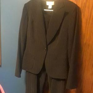 Jones New York 2 pc pant suit sz 4